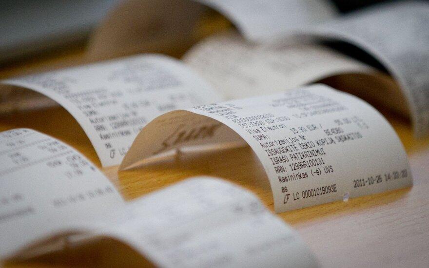 Платежи клиентов в Литве в среднем опаздывают на 2 дня