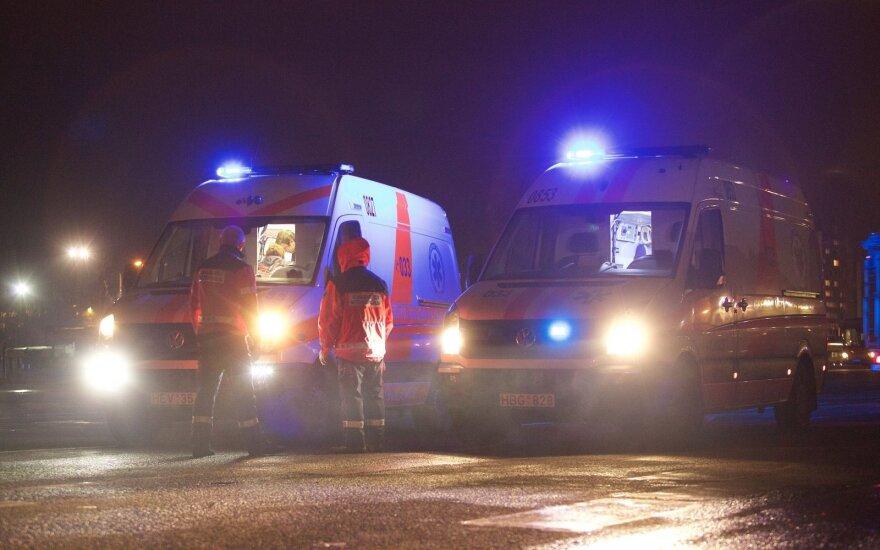 По вине пьяного водителя пострадали две 17-летние девушки