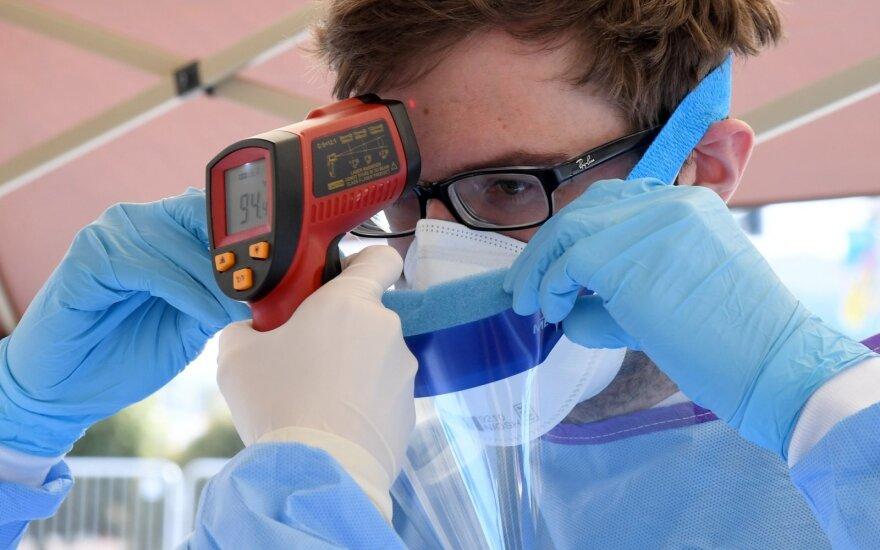 В Литве 7 новыx случаeв заболевания коронавирусом