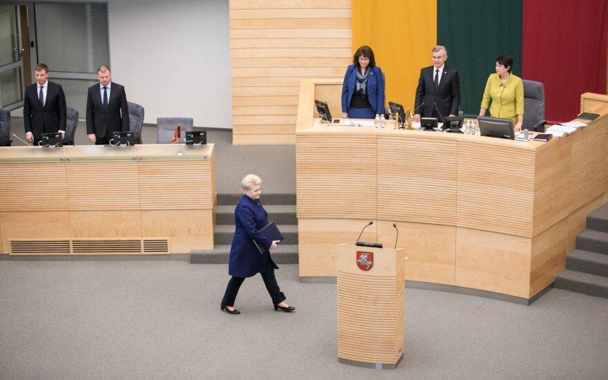 Наследие Грибаускайте будет ощущаться и в 2020 году: ожидает сложный выбор