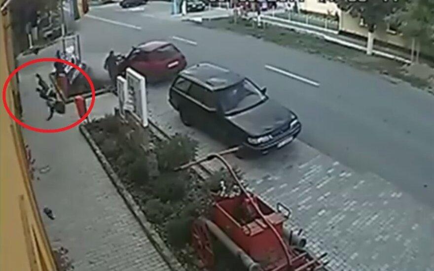 Wpadki na motorach