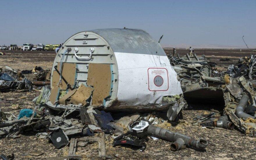 Спутник США зафиксировал над Синаем тепловую вспышку в момент крушения А321