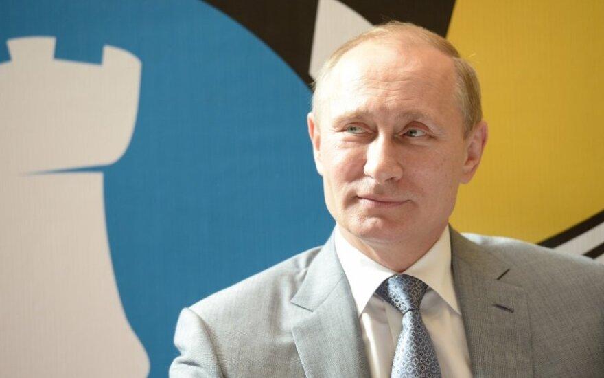 Putin kupił las pod Moskwą