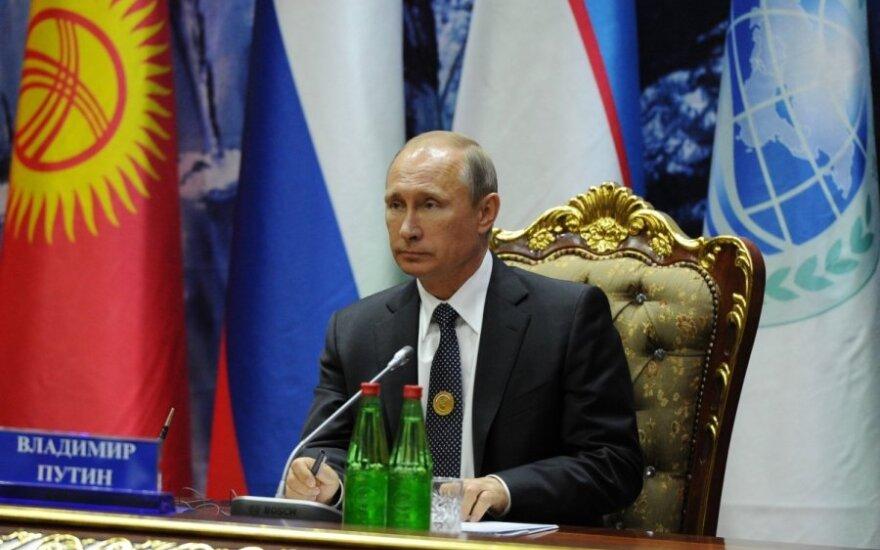 Vladimiras Putinas Tadžikistane