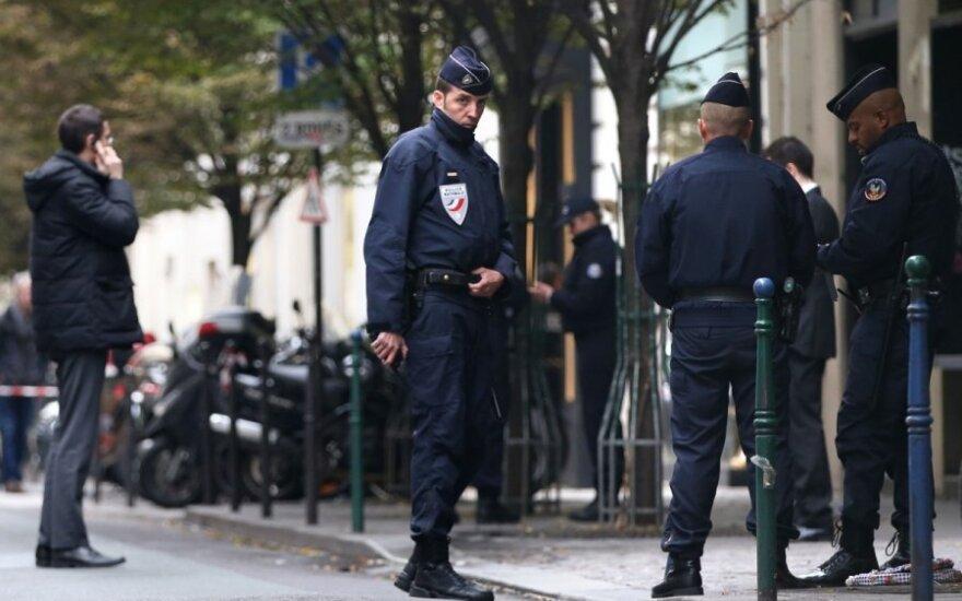 Nieznany sprawca otworzył ogień w redakcji gazety Liberation