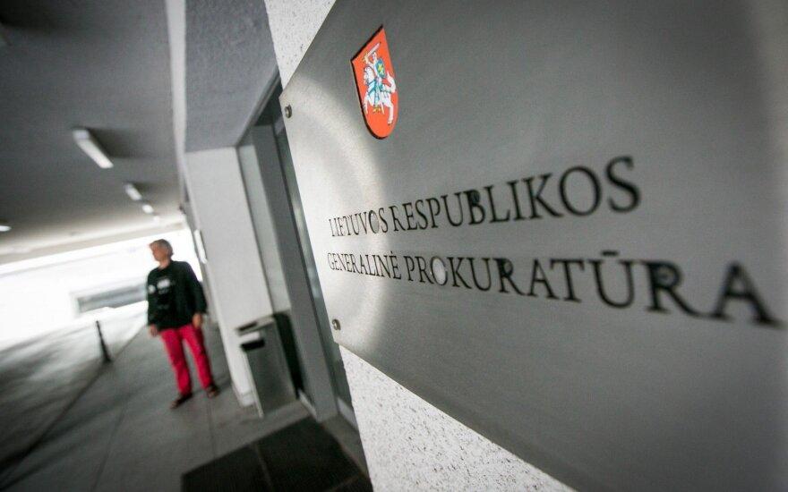 Правоохрана Литвы заявила о незаконном владении оружием после жалоб Захаровой на обыски у Орлова