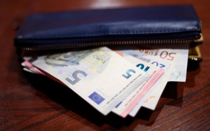 Litwa przeleje 327,2 mln euro na Europejski Fundusz Stabilizacyjny