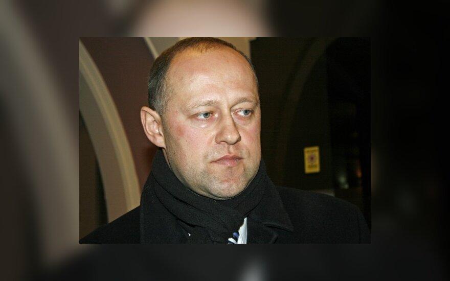 Прекращено дело против стрелявшего в повара охранника А.Бразаускаса