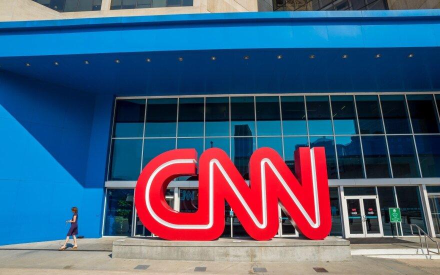 В редакцию CNN снова отправили подозрительную посылку