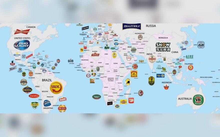 Najpopularniejsze piwo w kraju