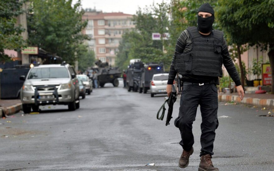 В Турции задержаны более 350 подозреваемых в связях с ИГ