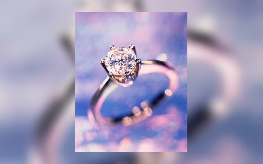 Žiedas, brangenybės