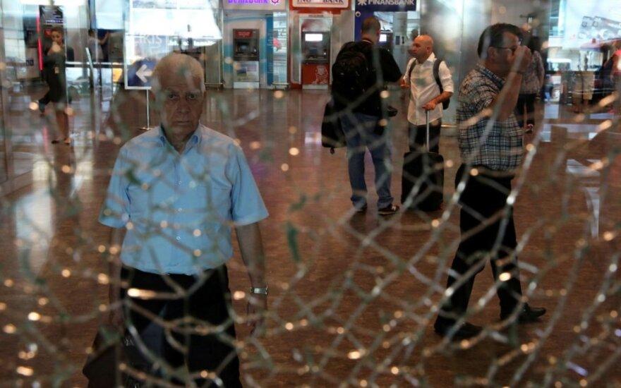 В Турции арестованы 13 обвиняемых в организации теракта в аэропорту
