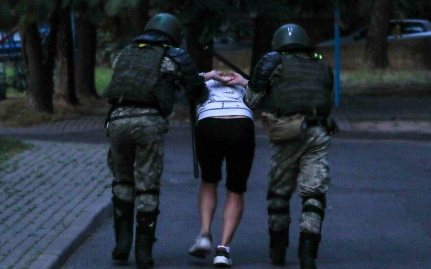 В Беларуси за три дня задержано более 6 тысяч участников протестов