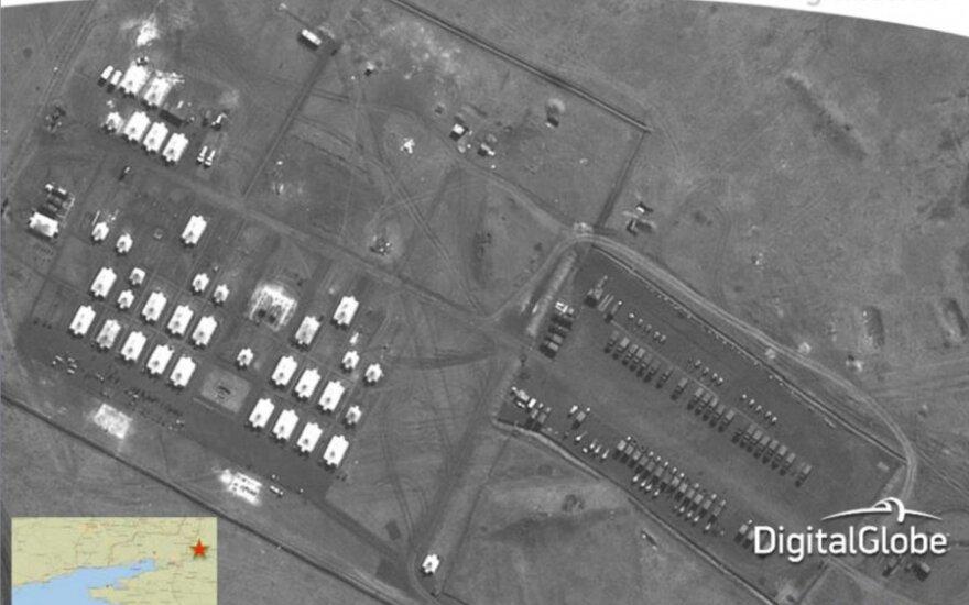 НАТО: спутниковые снимки с войсками РФ достоверны