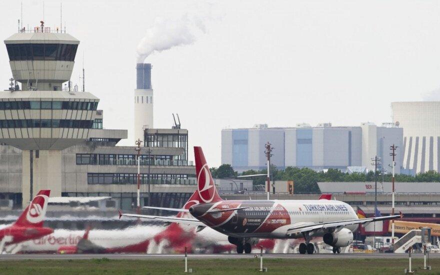 Berlyno Tegelio tarptautinis oro uostas Vokietijoje