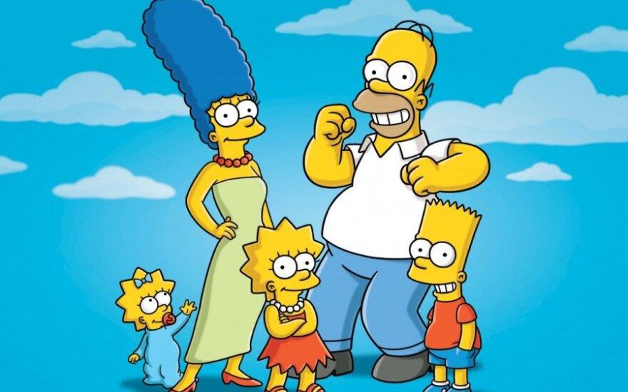 """""""Simpsonai"""""""