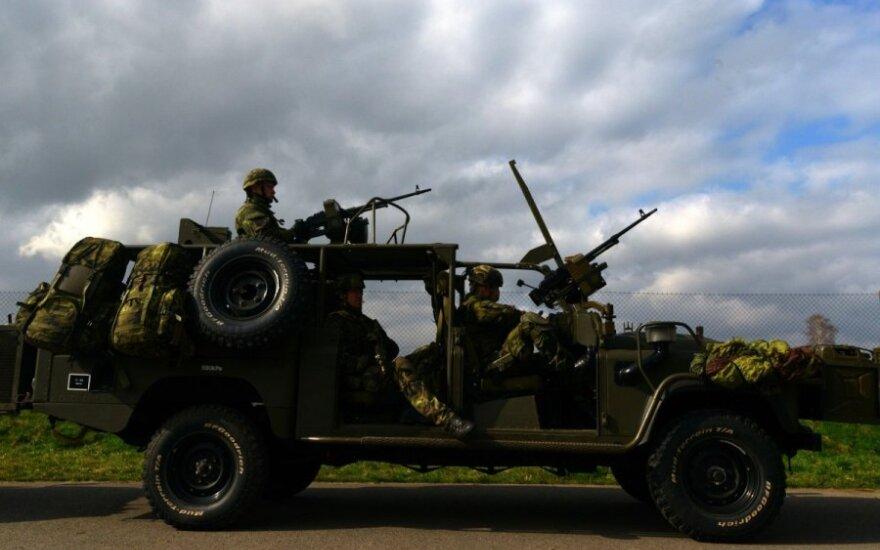 NATO ćwiczy na wschodniej flance