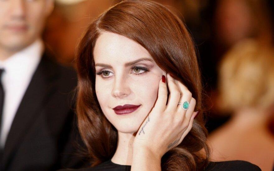 """Lana Del Rey zachwyca się """"Wielkim Gatsbym"""""""