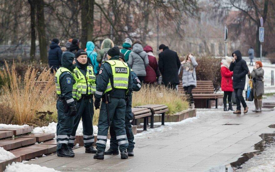 Некоторые жители перед митингом получили предупреждения полиции