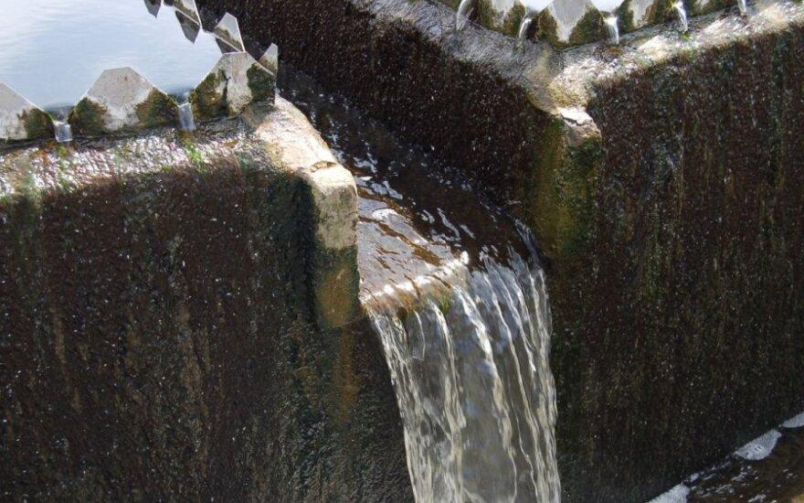 Toks vanduo išteka į Neries upę