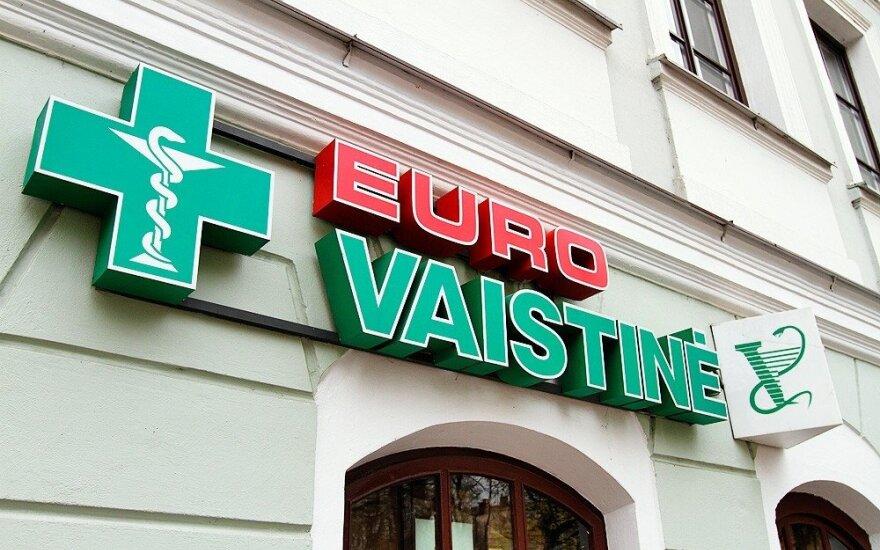 Eurovaistine купила шведскую сеть аптек Apoteksgruppen