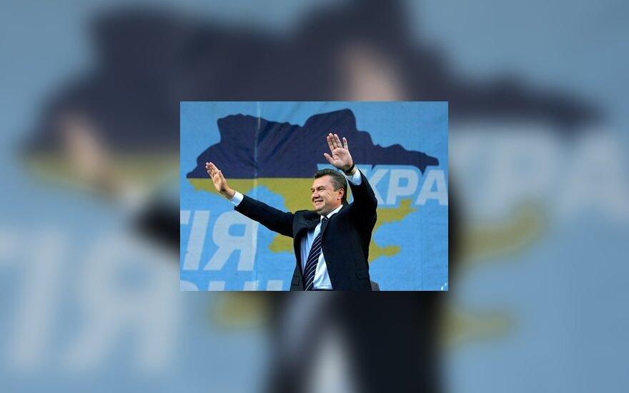 """Янукович готов объединить """"Нафтогаз"""" и """"Газпром"""""""