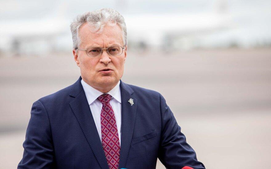 Президент Литвы: Франция могла бы посредничать в диалоге с Беларусью