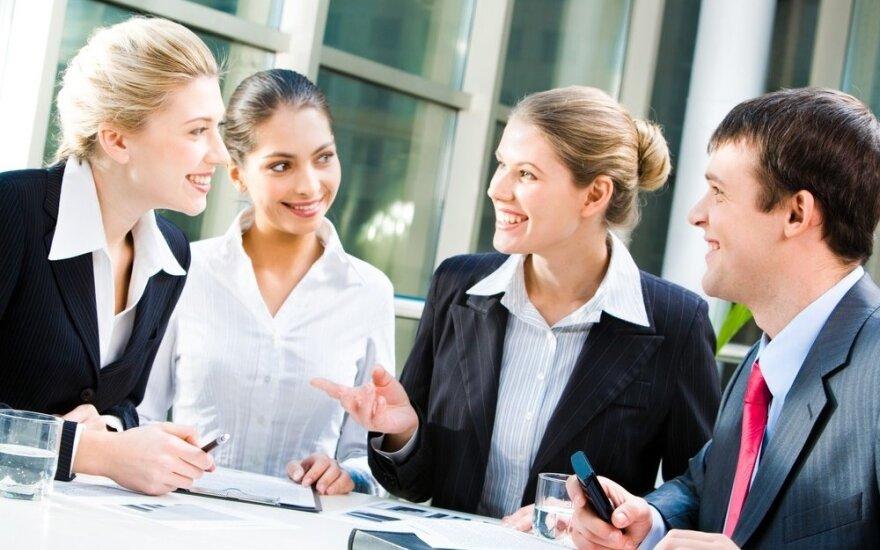 В Литве разница между зарплатами мужчин и женщин составляет 14%
