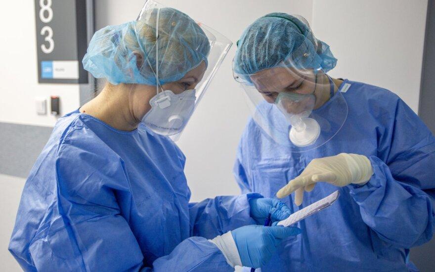 Коронавирус в Литве продолжает распространяться: подтверждено 735 новых случаев