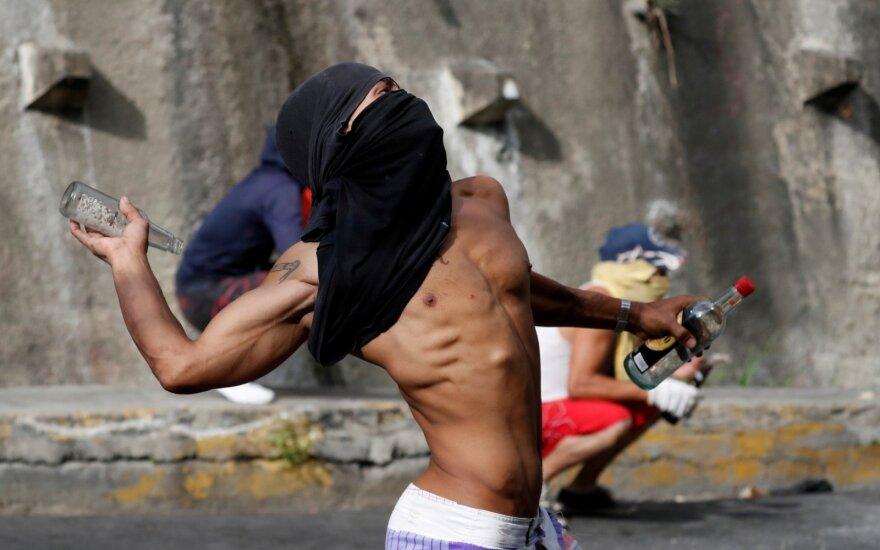 Число погибших на протестах в Венесуэле выросло до 35 человек