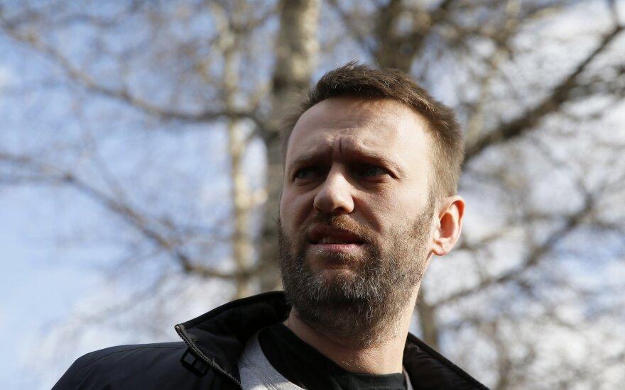 """Навального обязали выплатить 400 тысяч рублей лидеру """"Антимайдана"""""""