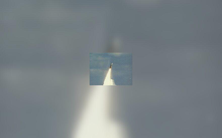 Индия испытала две баллистические ракеты