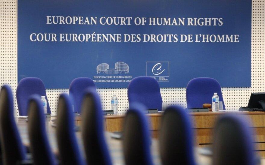 ЕСПЧ обязал Литву выплатить 12 тыс. евро за плохие условия содержания в СИЗО