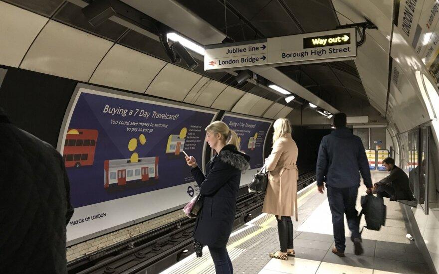 Парламент Литвы одобрил появление метро