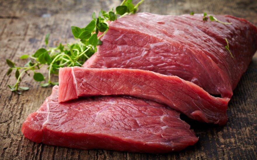 Žalia mėsa