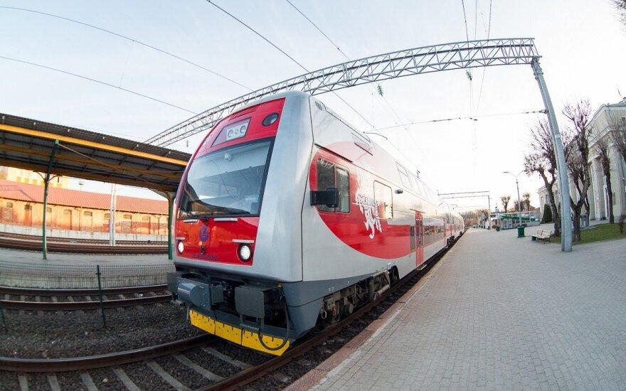 """Компания """"Литовские железные дороги"""" выплатит государству 34 млн евро дивидендов"""