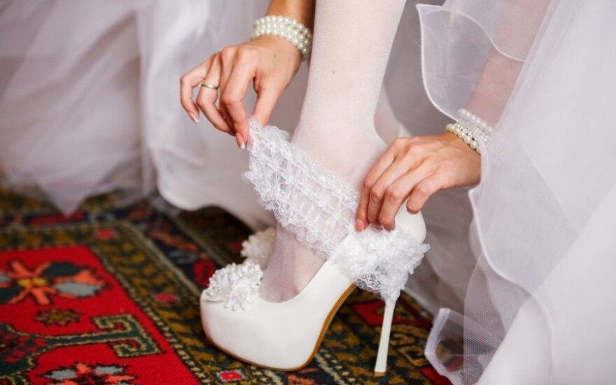 Жители Литвы стали чаще вступать в брак