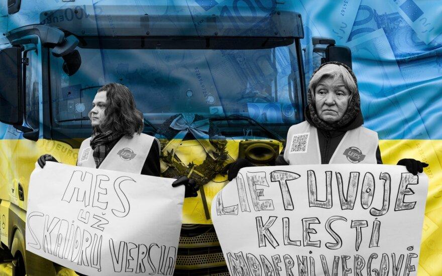 Горький опыт украинца в Литве: проработал несколько месяцев, вернулся домой с 3 евро