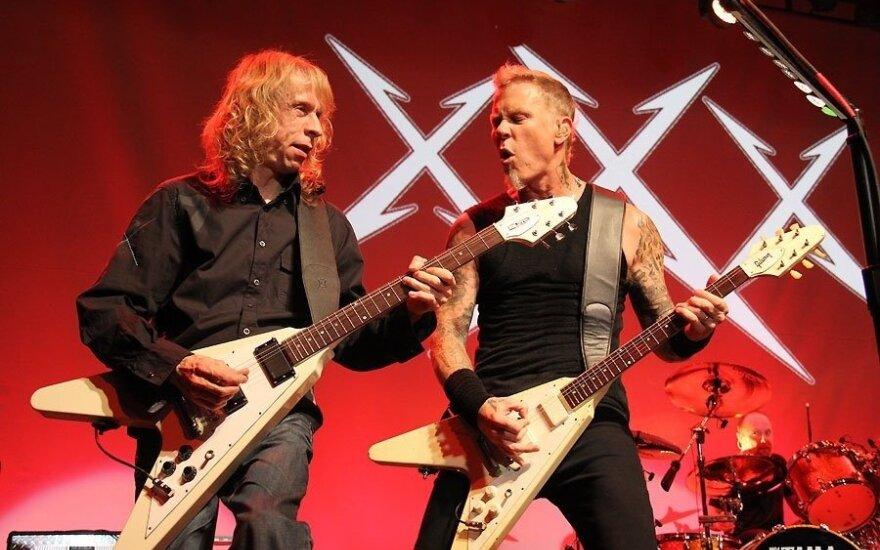 Metallica проедет по Европе с концертами по заявкам