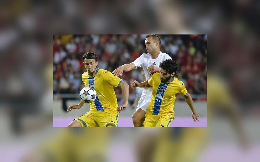 """БАТЭ и """"Астана"""" - в третьем раунде квалификации Лиги чемпионов"""