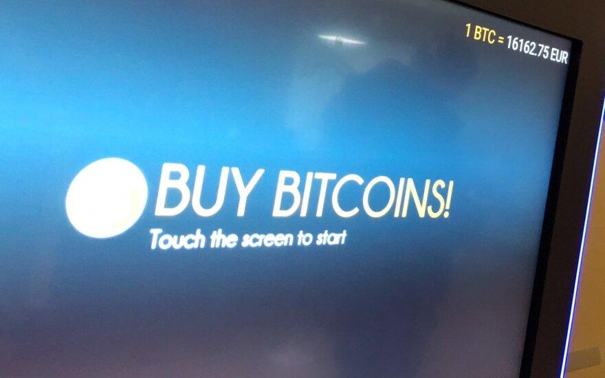 В Вильнюсе отключили BitCoin-автоматы