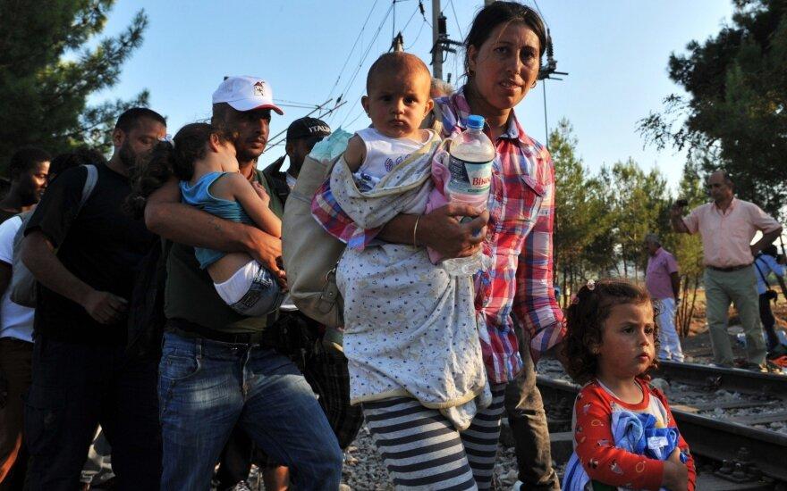 Власти ФРГ встревожены инициативой парламента ЕС по беженцам