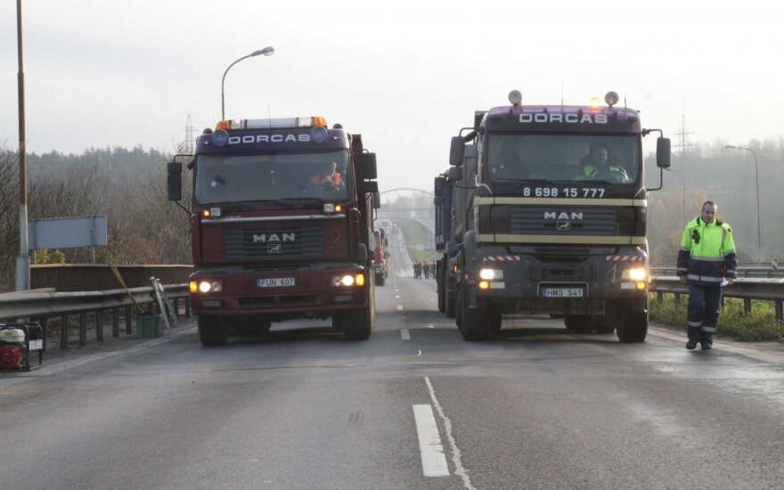 Kleboniškio tilto bandymas
