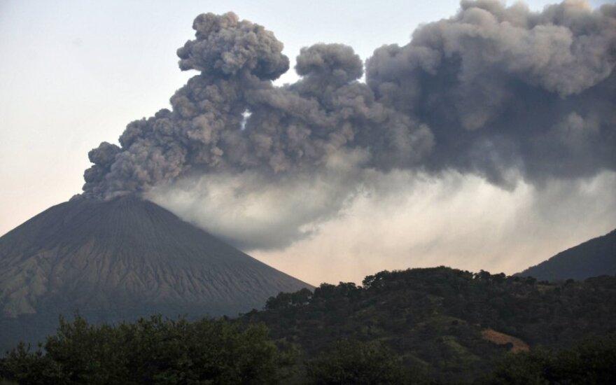 Ugnikalnio išsiveržimas