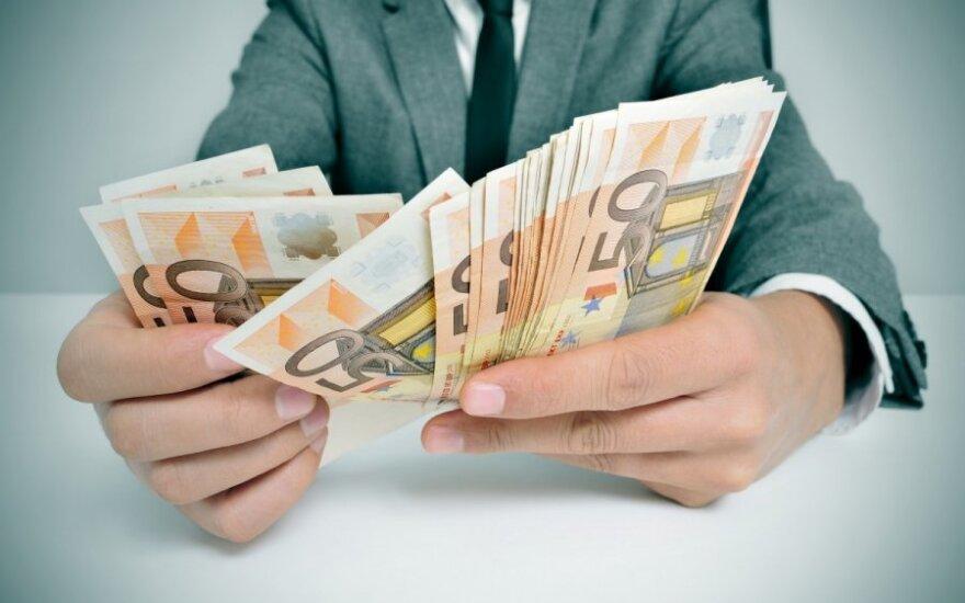 Правительство Литвы одобрило законопроект о введении евро