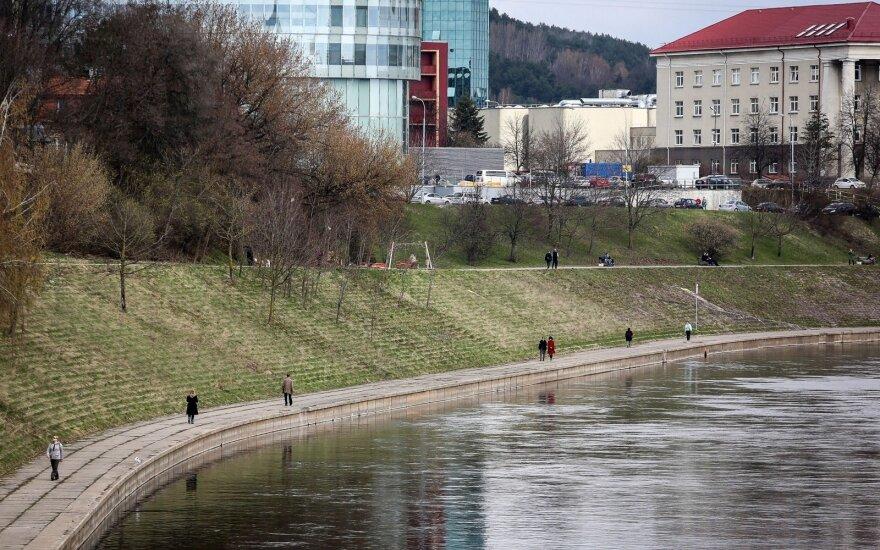 В Литву вскоре вернется зимняя погода: мороз и снег