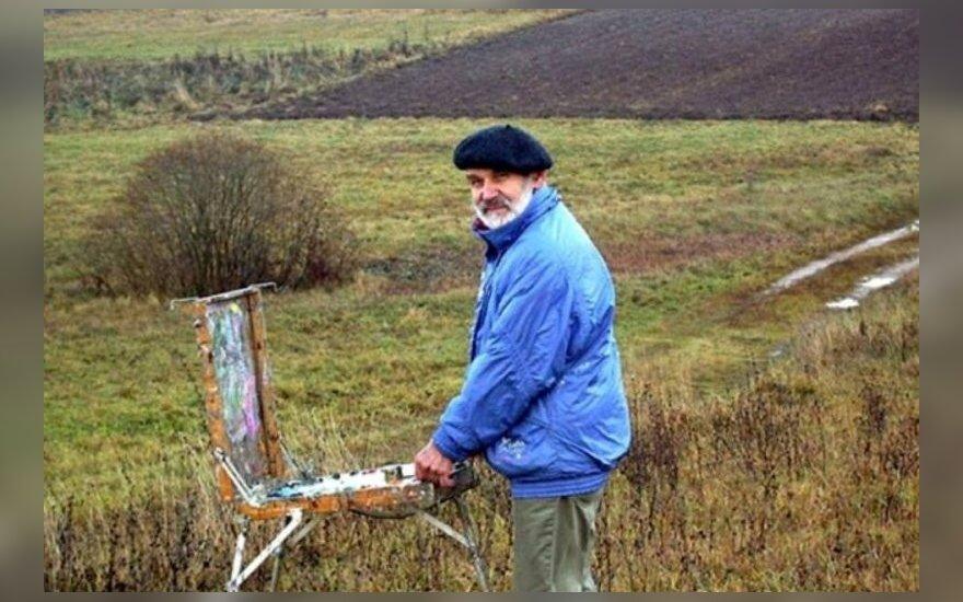 В Вильнюсе - выставка работ Валериана Домбровского