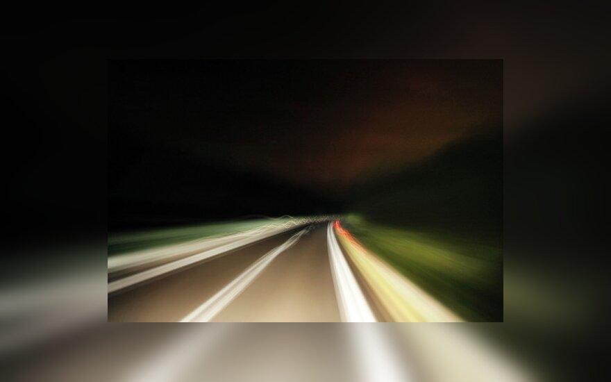 На дороге Клайпеда – Лиепая погибла 24-летняя водитель