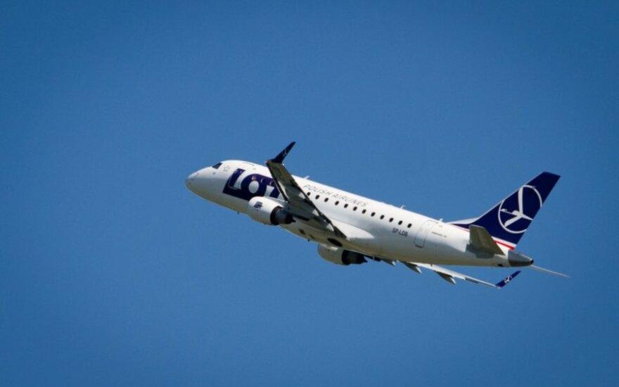 Szefowej telewizji Biełsat grożono połamaniem rąk na pokładzie samolotu z Wilna do Warszawy